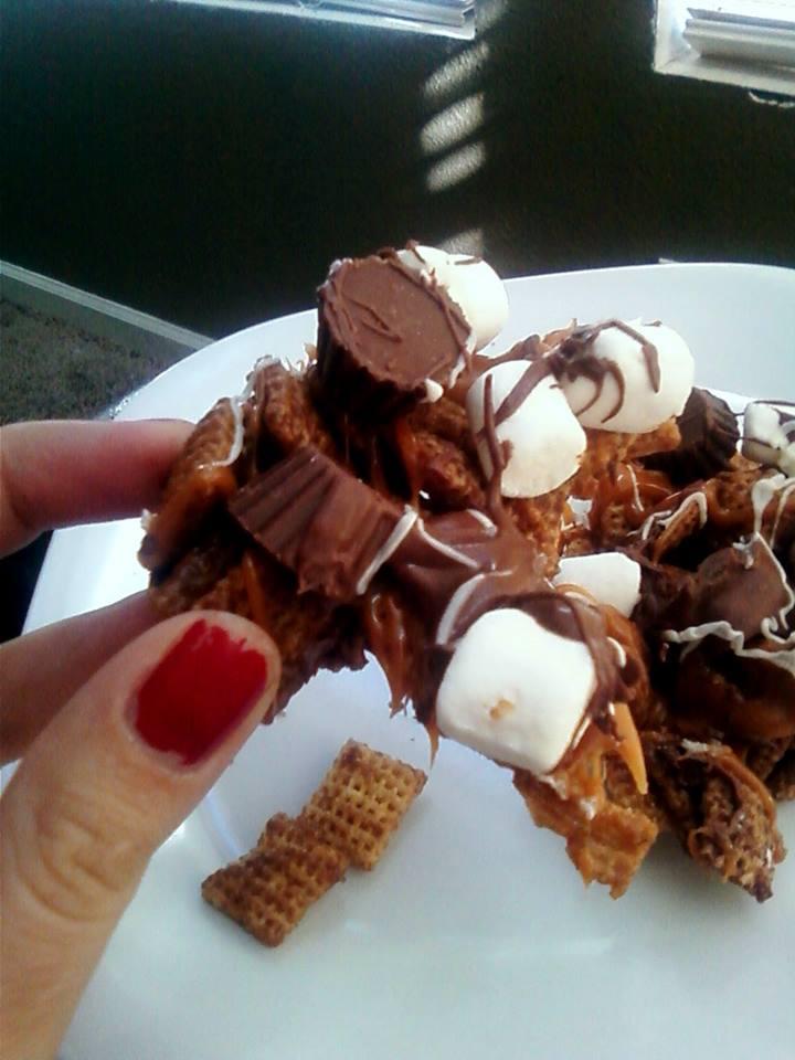 Chocolate Chex Mix Recipe!