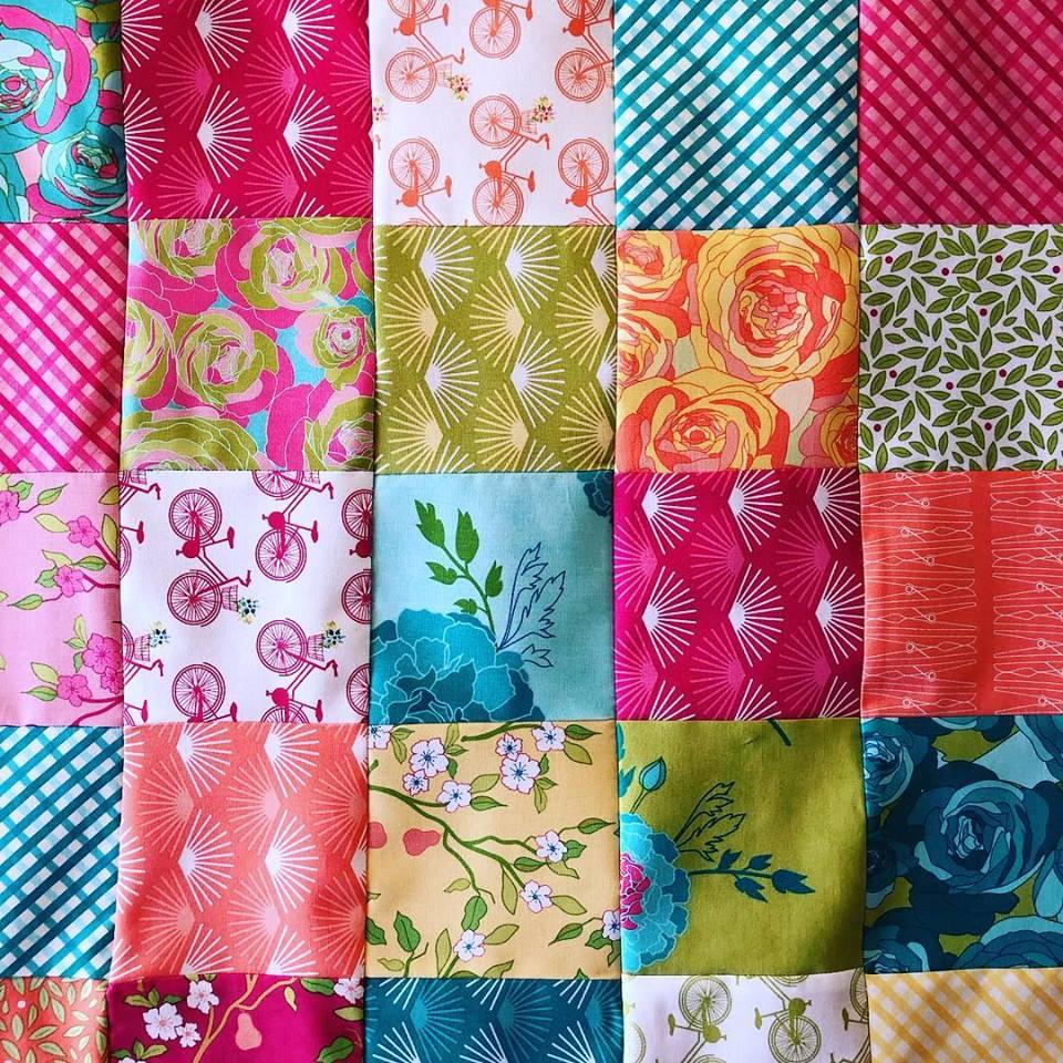 Miss Murder's Hand-Sewn Blankets