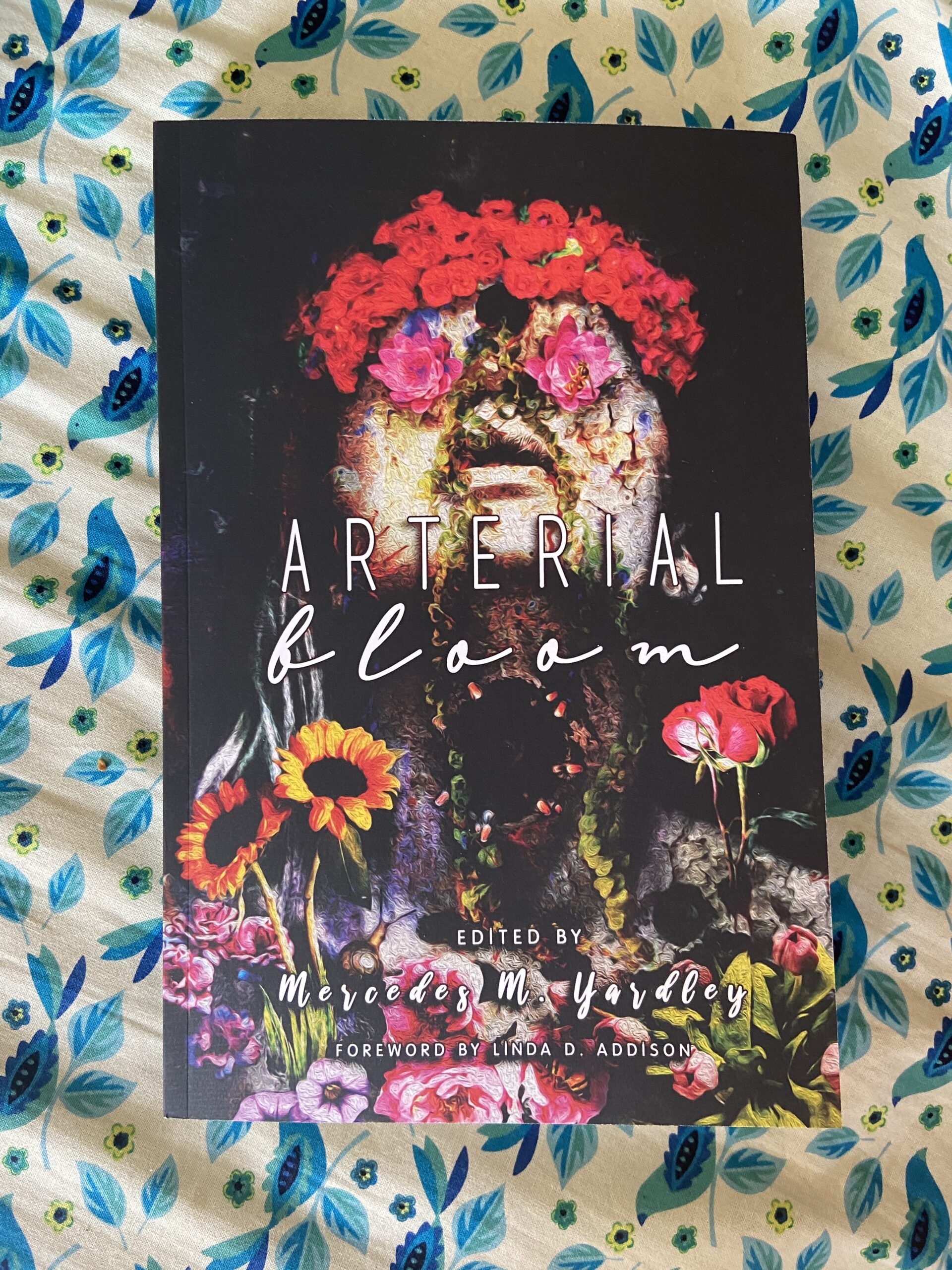 Arterial Bloom is Out Now! And an Online Scavenger Hunt!