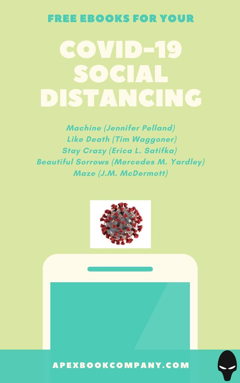 Free Apex Social Distancing Book Bundle (Including Beautiful Sorrows!)