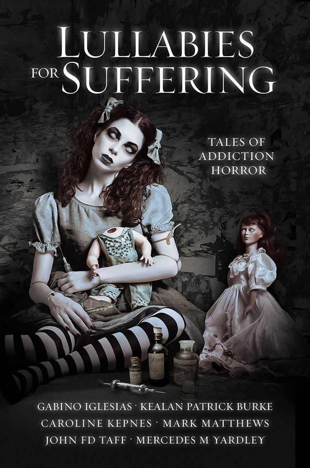 Lullabies For Suffering is Available for 99 Cents! Last Day!
