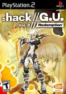 What I'm Playing: .hack/GU Redemption