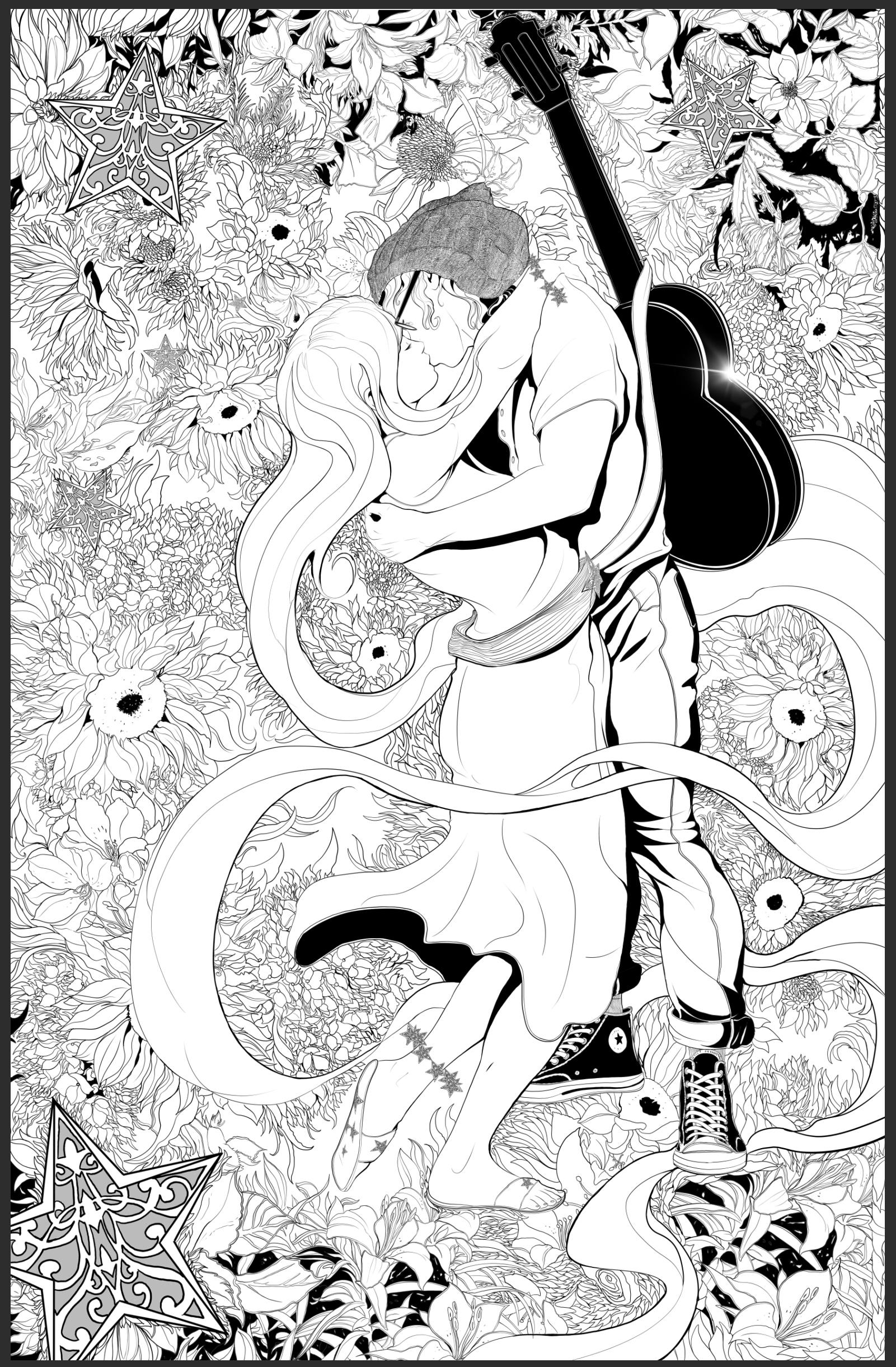 September's PLDG Graphic Novel Update!